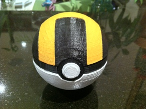 Ultra Ball, with magnetic clasp