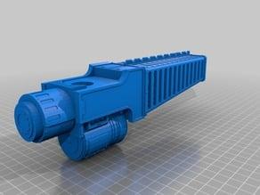 Reaver Titan Melta Cannon Proxy