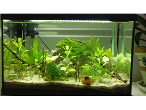 CO2 Aquarium diffuser