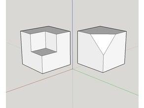 Fast Calibration Cubes