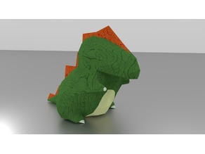 Low Poly Dino