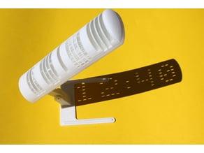 Adjustable stand for the MoJoptix digital sundial