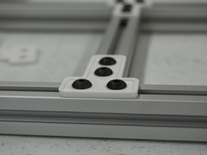 Customizable T-Bracket for T-Slots