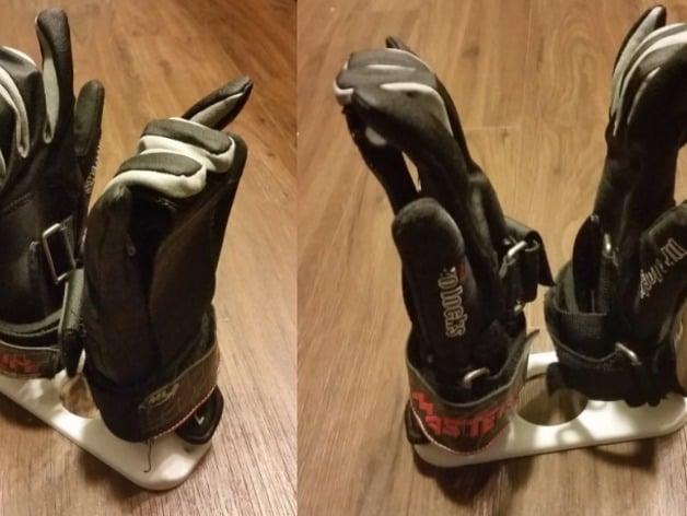 Glove Holder Dryer For Waterski Gloves Multiple