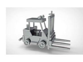 Forklift Car