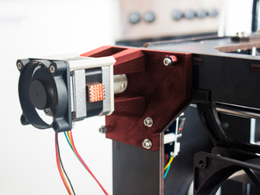 Y-Axis Direct Drive for CTC Replicator Flashforge