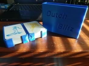 Dutch Blitz Card Case