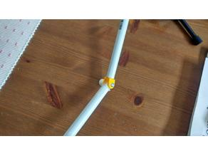 Modular Mounting System - 14mm PVC Pipe adapter