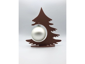 Christmas Tree Bauble Stand