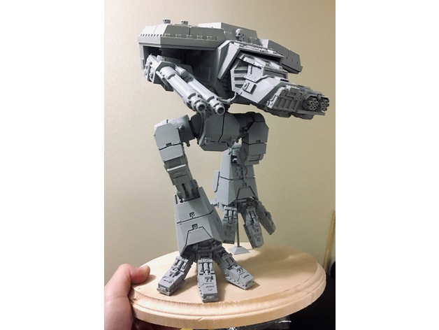 Lucius Pattern Wardog Titan 28mm scale by jimsbeanz