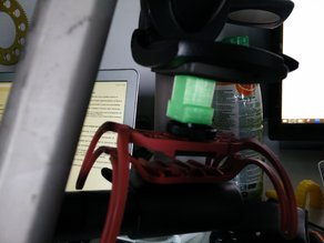 "Hotshoe to 1/4"" tripod screw Adaptor"
