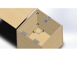 The overengineered box transport solution