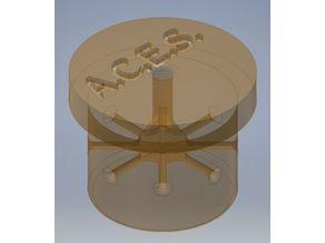 Wheel Bearing Grease Packing Tool adapter / No Zert