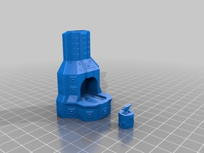 D&D Forge and Anvil Playset Prop