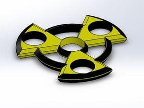 Fidget Spinner - Toxic