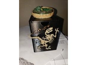 MTG Dino Deck Box