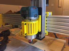 Makita RTO701C Router Mount
