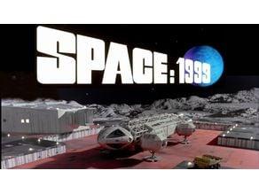 Space 1999 EAGLE 1 model kit
