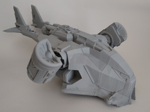 XCOM 2 Skyranger