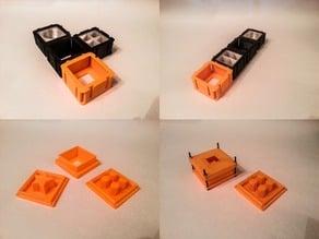 Modular Icecube tray