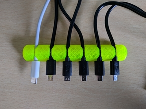 Cable Organizer (6 clips)