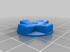 Parameterizable dpad v2 (with pitch)