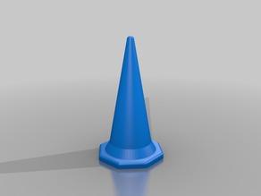 Full-sized UK Traffic Cone