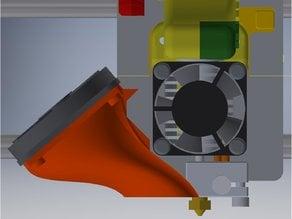 E3D fan duct