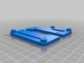 Rumba/Printrboard Adaptor in Two Parts