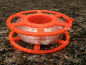 Small Printable Spool (Fits on MP Select Mini)