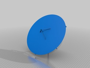 Desk Top Satellite Dish