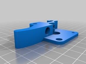 Monoprice MP i3 Mini Extruder Fixed