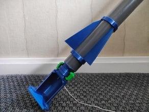 PVC Rocket (H2O Rocket)