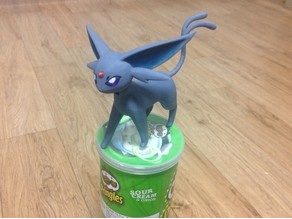 Espeon Parted