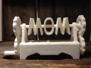 The WOW MOM Machine