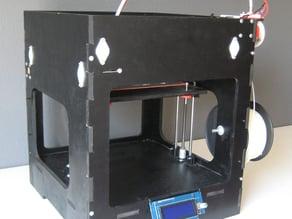 Repemaker - 3d Printer by Jose Gemez