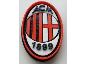 AC Milan Logo Remix