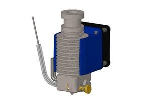 E3DV6 with needle shut-off mechanism