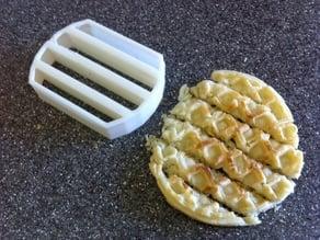 Waffle Cutter