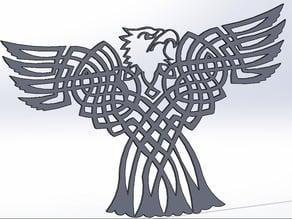 Celtic Bald eagle
