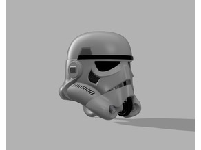Stormtrooper Helmet High Quality keychain