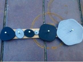 Non-circular Gear