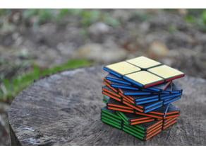 Cubic 2x2x16