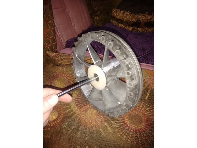 VW Type 3 Engine Crank Pulley Balancer Bushings by