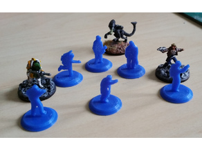 15mm Modern Troopers - Silhouette Miniatures