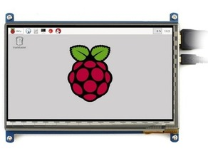 HDMI raspberry pi touch screen 1024*600 7inch Model