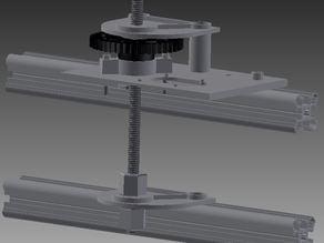K8200 / 3DRAG Central Z-Axis