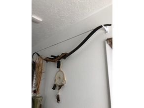 Wall Hanger (Used for Recurve Bow)
