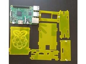 Raspbeery Pi 3 case