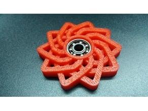 lotus rose spinner